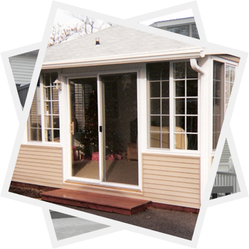 sunroom installations in Springdale, AR