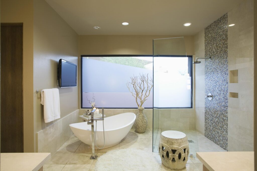 bathroom design services in midland, tx